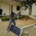 Solar Energy Installation in Cameroon