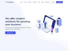 Flexstart Bootstrap Theme